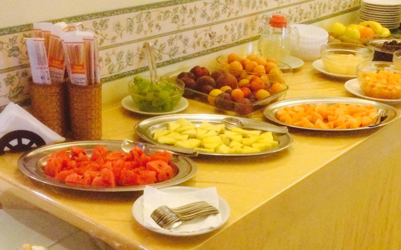 Buffet e Cucina Hotel Edera Riccione