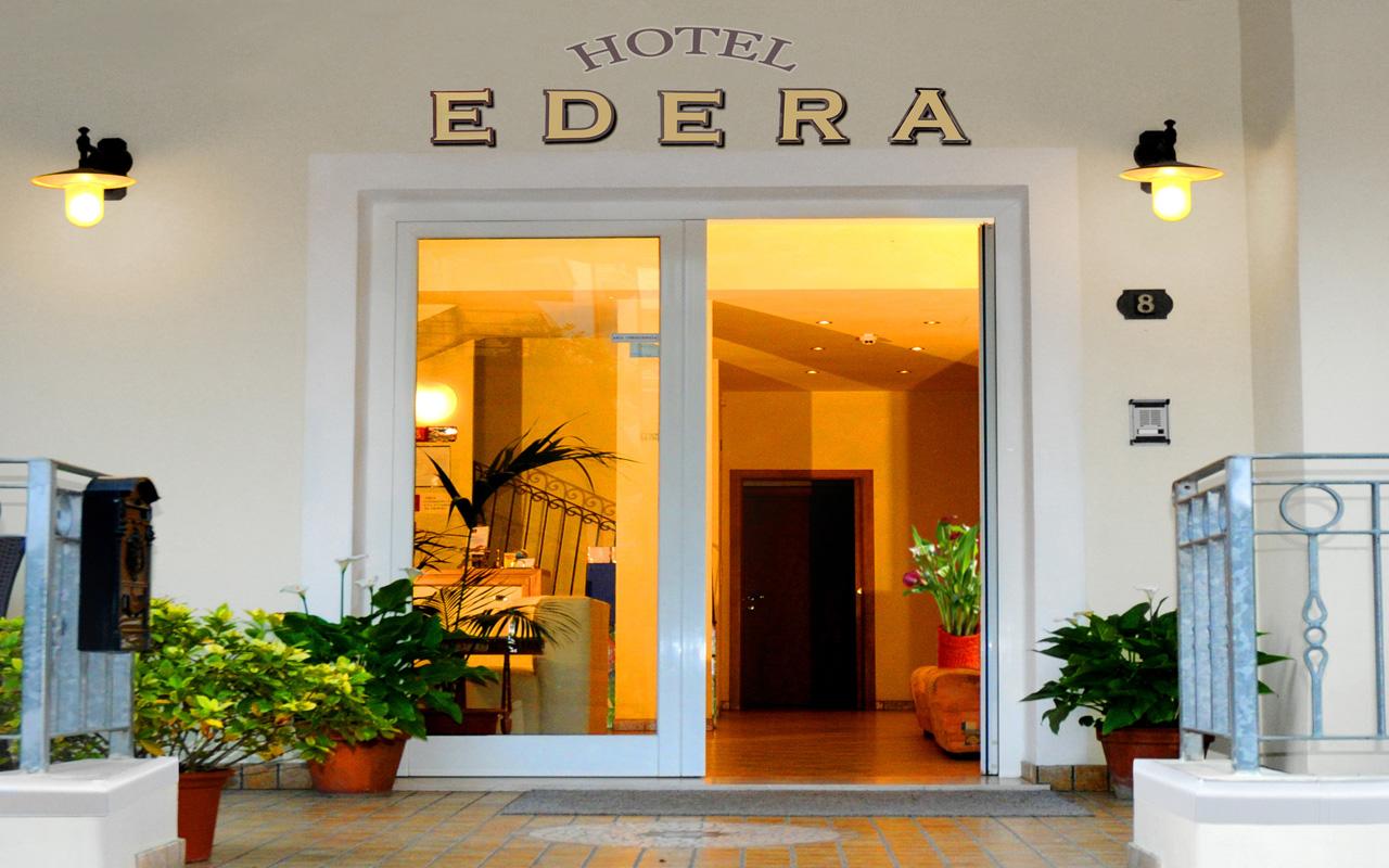 Ingresso Hotel Edera Riccione