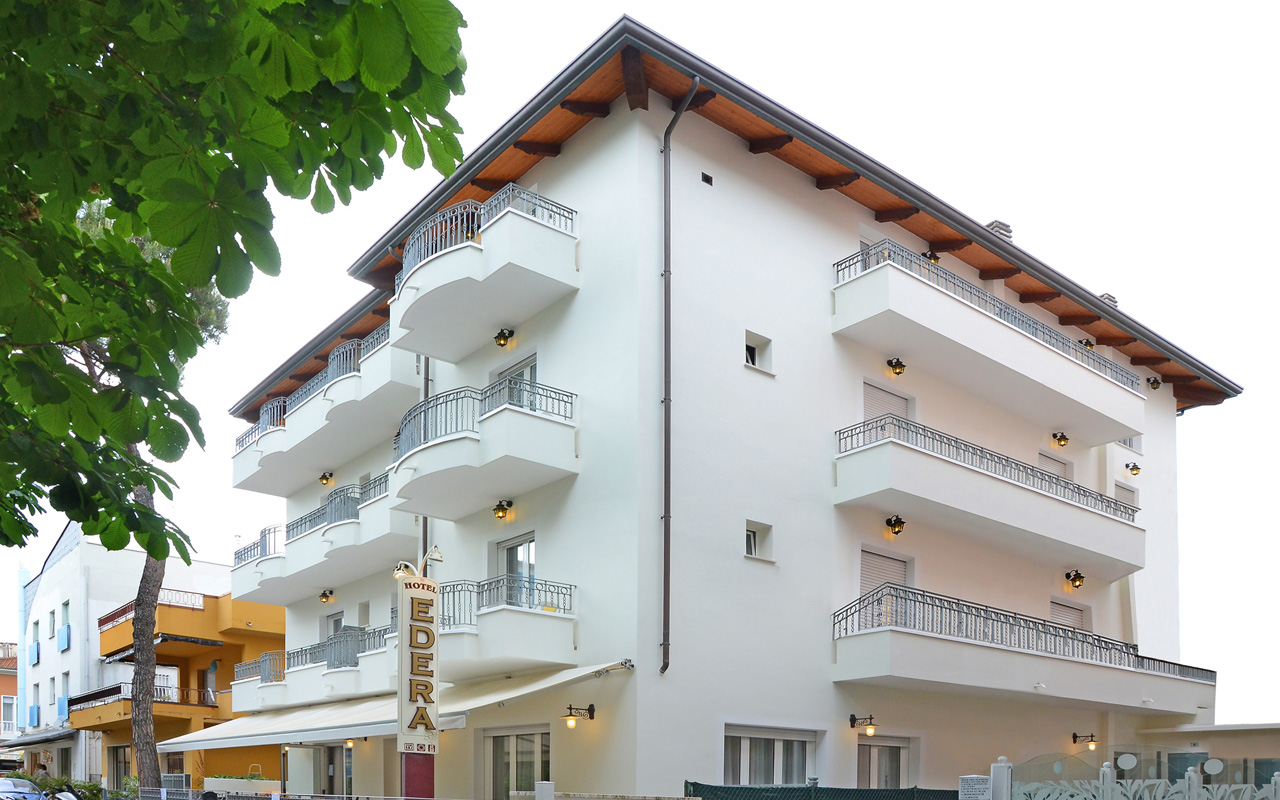 Panoramica Hotel Edera Riccione